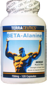 Beta-Alanine - Increases Muscle Mass FAST!